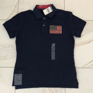 Ralph Lauren classic fit polo- small